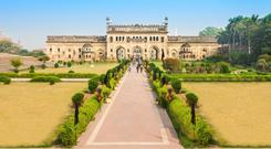 Splendour: Bara Imambara is a shrine built by the Nawab of Awadh at Lucknow, in Uttar Pradesh, India