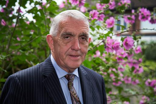 Shock to the system: Martin Donnellan was forced to retire at 60. Photo: Colin O'Riordan