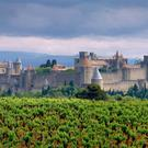 Perched on a rocky hilltop and bristling with zigzag battlements, the fortified town of Carcassonne looks like something out of a children's storybook