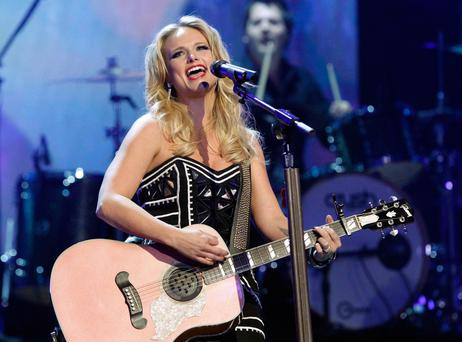 Story to tell: Miranda Lambert says she wants people to connect with her music