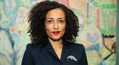 Make-up call: Author Zadie Smith