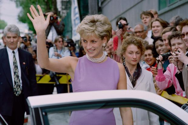 Uncontrollable wailing: Diana's death was like a family member passing away to most admirers
