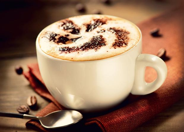Swap that cappucino for an Americano