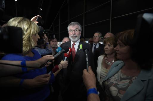Political hurdles: Adams next big ambition is probably a tilt at the presidency next year. Photo: Charles McQuillan