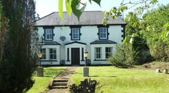 Sunnybank House, Rednagh Road, Aughrim, Co Wicklow: €330,000