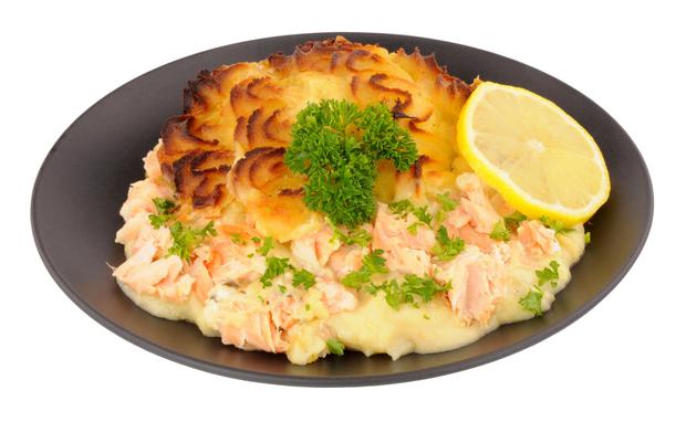 Is there anything more comforting than fish pie?