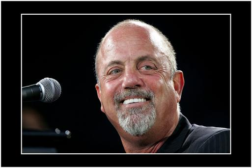 Singing sensation Billy Joel, who has sold a staggering 150 million records throughout his long musical career, will play the Aviva Stadium in Dublin next summer for a one-off Irish date. Photo: Steve Humphreys