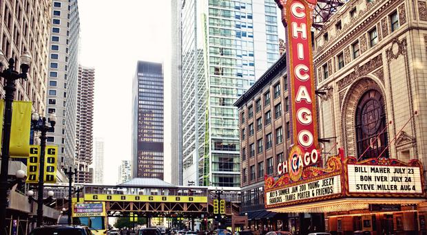 Chicago: It's my kind of town...