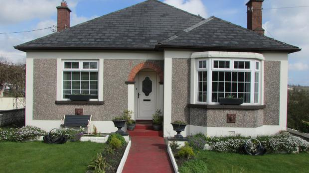 The detached bungalow on Ardee Road, Monaghan