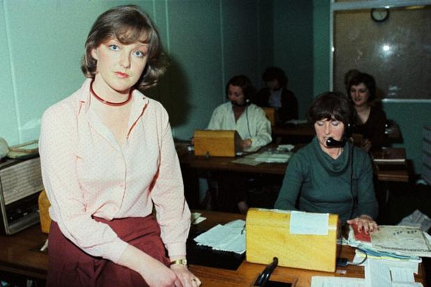 Breaking the mould: Marian Finucane edited the short-lived Status magazine in 1981