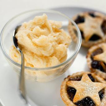 Whether you like brandy butter on your Christmas pudding or prefer it on a mince pie, it's one of those Christmas indulgences that seems just right for the time of year.