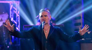 Morrissey... ex-frontman of The Smiths 'has become dull and predictable'