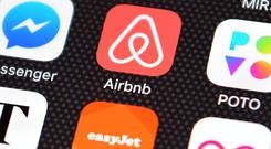 "Plans to limit short-term lets of homes to 90 days a year will hit ""professional"" Airbnb landlords in the pocket. Stock picture"