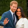 Twice as nice: Meghan's marriage to Harry will be vastly different from her first wedding. Photo: PA