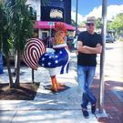 Brendan in Miami's Little Havana