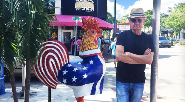 Brendan O'Connor: How we learned to love Miami - in just three days