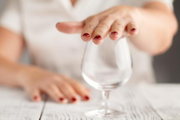 Out of the loop: Watch your invites dry up if you say you're giving up drink
