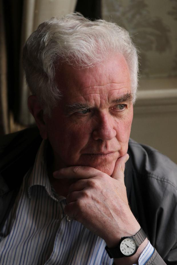 Father Peter McVerry. Photo: Stephen Collins/Collins Photos
