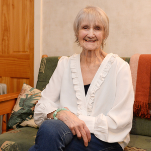 On a role: Sheila Moloney was an extra in Game of Thrones. Photo: Caroline Quinn