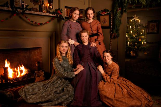 Part: Sheila was in Little Women