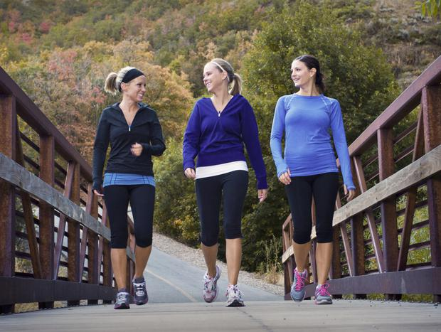 Find your tribe of like-minded exercise buddies