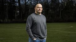 Glenisk ambassador Rory Best. Photo: Donal Moloney