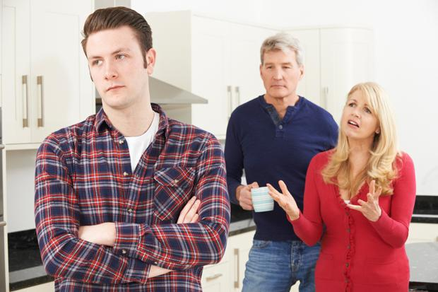 Parent power: helping your millennial to move out