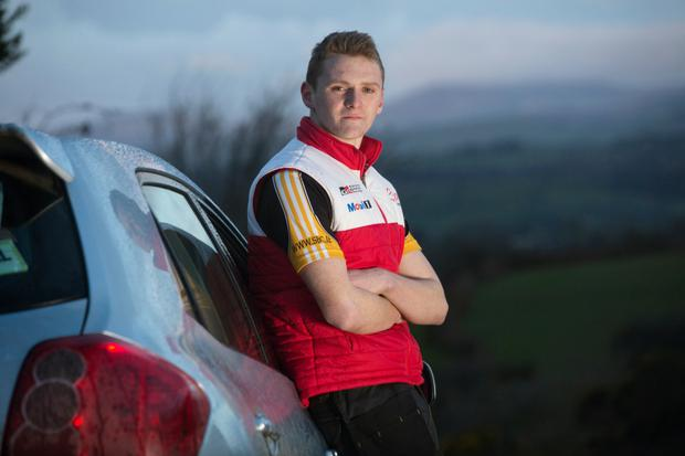 Dylan Collins pictured near his home Bandon, Co. Cork. Picture: Clare Keogh