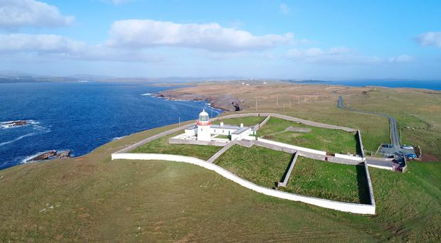 Northern Lights: What's it like to stay at a lighthouse on the Wild Atlantic Way?