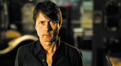 Frontman: Brett Anderson says life has always been cinema to him