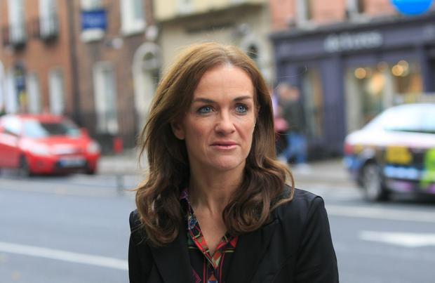 National Maternity Hospital Master Dr Rhona Mahony. Photo: Gareth Chaney