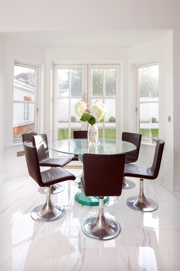 Windows have a huge impact on the look, function and energy performance of a house. Stock picture