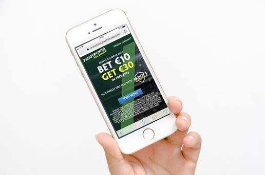 Paddy Power's introductory offer