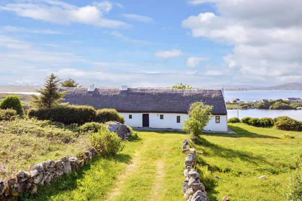 Boherbee Cottage, Carraroe, Co Galway: €230,000
