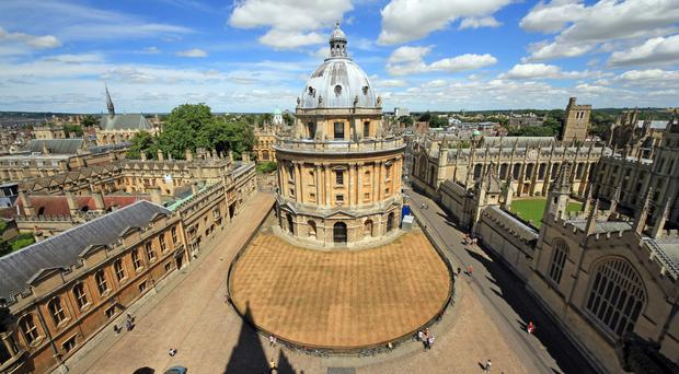 Oxford: Back to city of my dreams, by the hand and heart