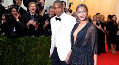 Moving on: Beyonce and Jay-Z both addressed his infidelity in their music