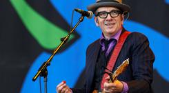 Elvis Costello is still doing it brilliantly after 40 years in the business