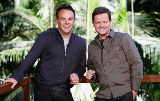 Ant and Dec on I'm A Celebrity, Get Me Out Of Here