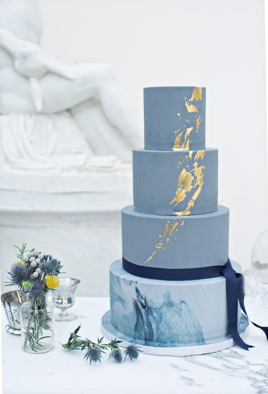 The great wedding bake-off