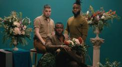 Young Fathers - just one of the headliners at the boutique 'It Takes A Village' festival in East Cork
