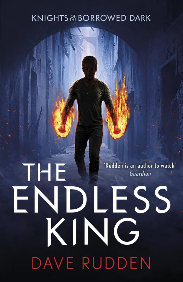 The Endless King by Dave Rudden