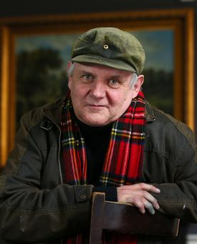 Sailing against the wind: Patrick McCabe says if he wrote The Butcher Boy today, it probably wouldn't be published