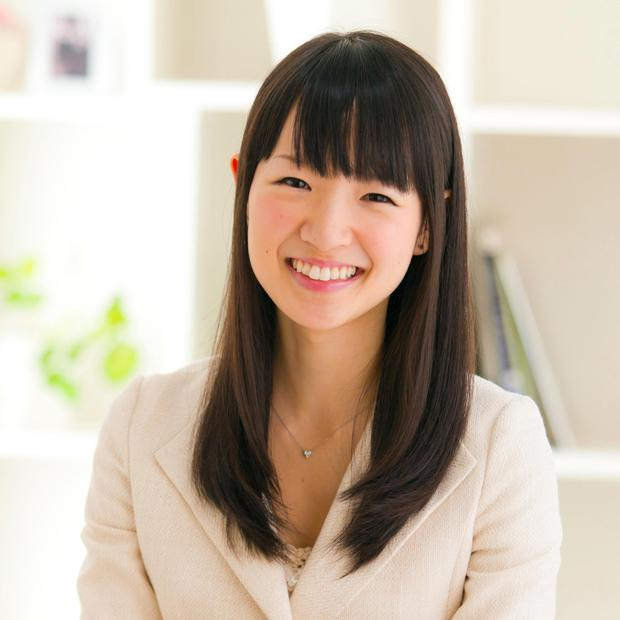 Clothes encounters: Marie Kondo is the master of folding
