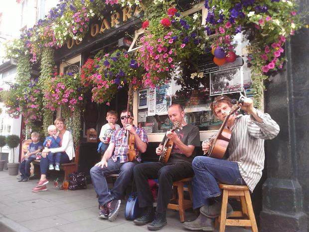 There's great folk and traditional music at DeBarra's in Clonakilty