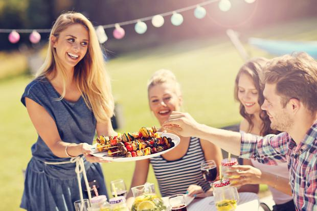 Here's our guide to the ideal al fresco feast