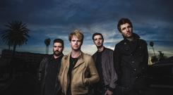 Kodaline - kind of like Coldplay, kind of like Kings of Leon, and kind of like U2