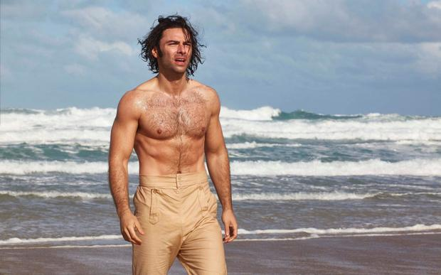 Yes we can: It's acceptable for women to objectify Aidan Turner in Poldark but men are seen as creeps if they ogle the opposite sex