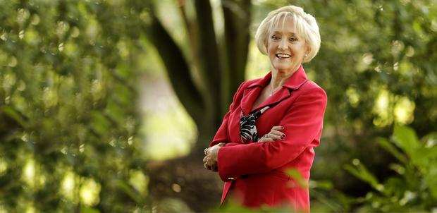 Mary O'Conor looked forward to going into work every day