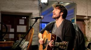 Danny O'Reilly writes introspective and hugely popular songs