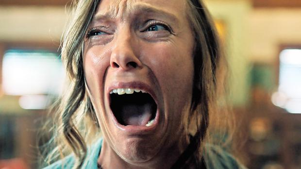Toni Collette in Hereditary